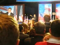 File:Romney takes the stage on election night.webm