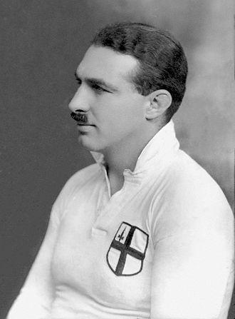 Ronald Cove-Smith - Ronald Cove-Smith in 1933