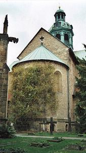 Hildesheim Cathedral Wikipedia