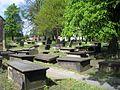 Rothwell parish church (Holy Trinity) graveyard - geograph.org.uk - 1294578.jpg