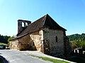 Rouffignac-Saint-Cernin église St Cernin (1).JPG