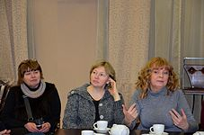 Round table about REALISM in Belarusian National Museum of Arts 26.01.2015 08.JPG