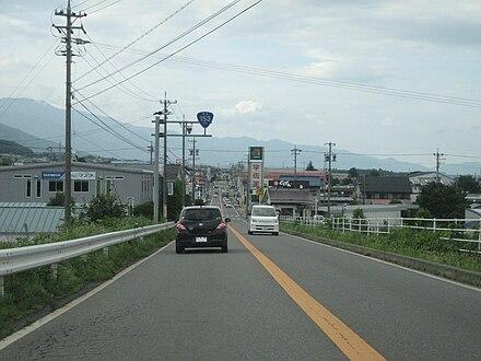 道路 長野 高速