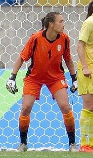 Roxanne Barker South African footballer