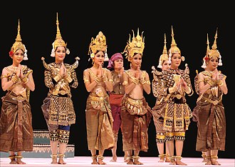 Culture of Cambodia - The Royal Ballet of Cambodia.