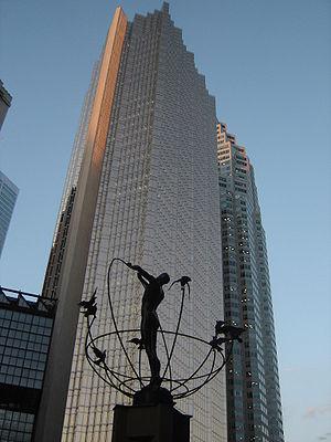 The Royal Bank Plaza building in Toronto, Ontario