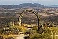 Ruins of St. Johns Chapel, Monsanto, Portugal (24248597548).jpg