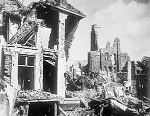 Urbicide - Destroyed city