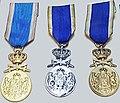Rumänien MedalaServiciulCredincios Typ1932.jpg