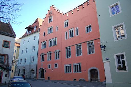 Runtingerhaus in Regensburg