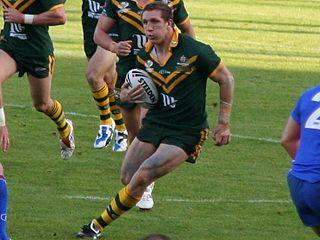 Ryan Hoffman Australia international rugby league footballer