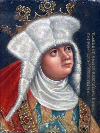 Elizabeth Richeza of Poland - Elizabeth Richeza of Poland by Anton Boys