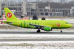 S7 Airlines, VP-BHK, Airbus A319-114 (16268886610) (2).jpg