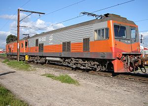 South African Class 14E - Image: SAR Class 14E Series 1 14 002