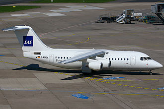 SAS Group - SAS Group BAe 146.