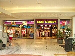 Sam Goody - Image: SG0147 Tigard
