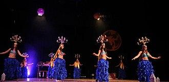 Arab dance - Arab dance of Shamadan