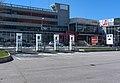 SMATRICS high performance charging site Designer Outlet Center Salzburg at Kasernenstraße 1 in Salzburg, Salzburg, Austria-site oblique left far PNr°0695.jpg