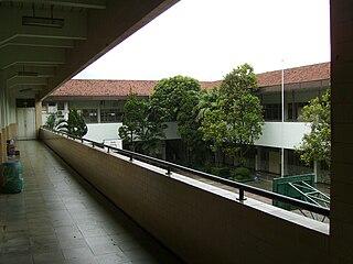 Trinitas Senior High School Independent school in Bandung, West Java, Indonesia