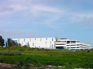 SM City Naga - Main Building