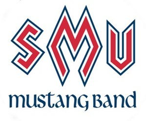 Southern Methodist University Mustang Band - Image: SMU Mustang Band Logo