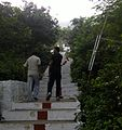 SRINIVASA PERUMAL TEMPLE, NAAMA MALAI, SALEM, TN, IND - panoramio (25).jpg