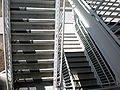 SSF BART parking structure stairs.JPG