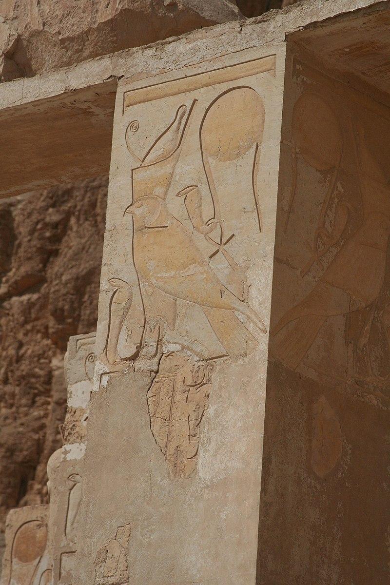 Wadjet 800px-S_F-E-CAMERON_Hatshepsut_Hawk