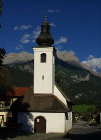 Saalfelden Lenzing alte Kirche hl. Benno 1.png