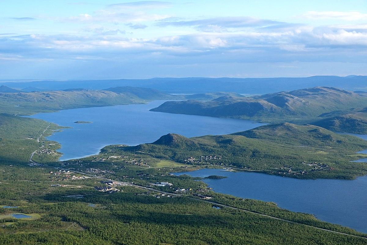 Kilpisjärvi - Wikipedia