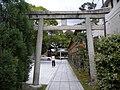Saiin Kasuga Jinja Torii2.JPG