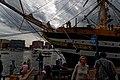 Sail Amsterdam - Javakade - View SSW on Tall Ship Amerigo Vespucci.jpg