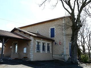 Saint-Étienne-de-Puycorbier Commune in Nouvelle-Aquitaine, France