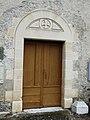 Saint-Bertrand-de-Comminges chapelle St Julien portail.JPG