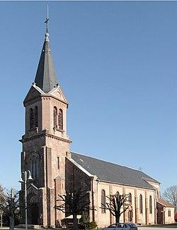 Saint-Germain-le-Châtelet, Église Saint-Germain.jpg