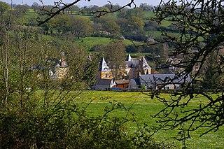 Saint-Pierre-sur-Erve Commune in Pays de la Loire, France