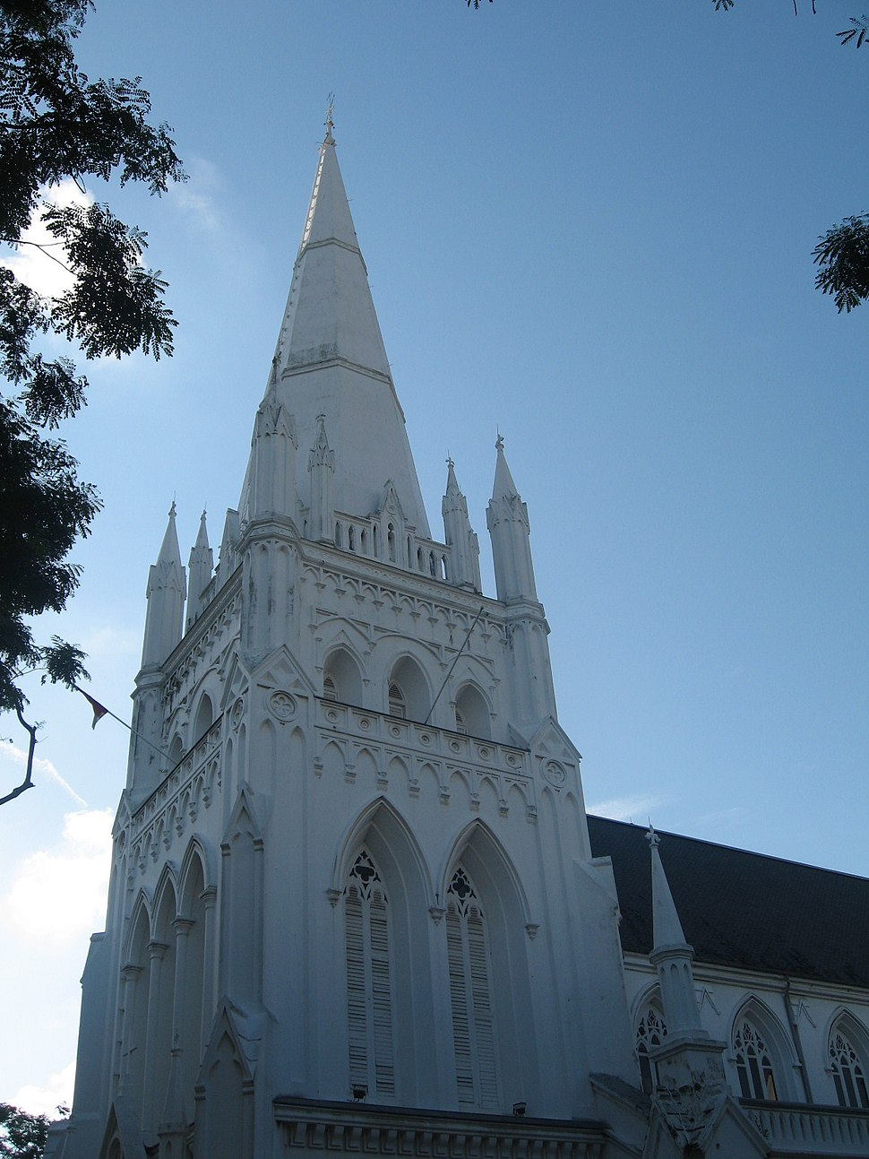 Saint Andrew's Cathedral, Singapore 2