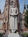 Saint Ladislaus statue (Károly Antal), 2016 Budapest.jpg