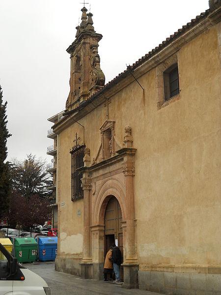 File:Salamanca iglesia VeraCruz.jpg