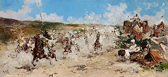 Salvador Sánchez Barbudo - Image: Salvador Sánchez Barbudo The Game of Gunpowder