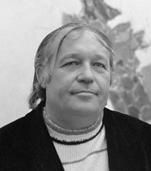 Sam Francis - Sam Francis in 1968
