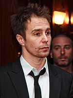 Photo of Sam Rockwell in 2012.