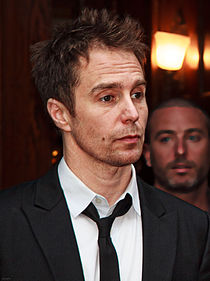 I look kind of like a younger version of Sam Rockwell.