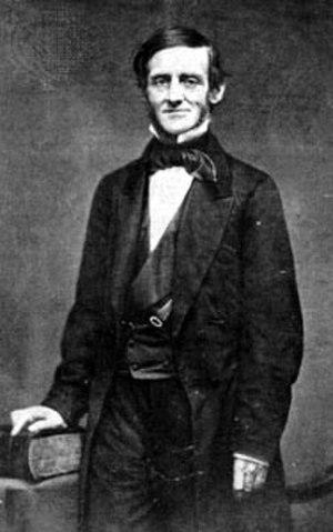 Samuel J. Tilden - Samuel Tilden as a young man