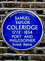 Samuel Taylor Coleridge 1772-1834 poet and philosopher lived here.jpg