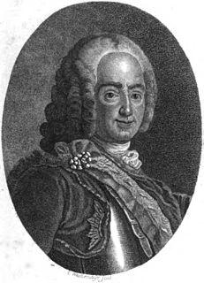 Samuel von Schmettau Prussian field marshal