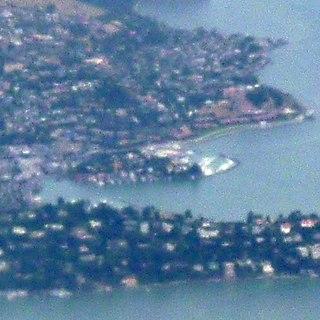 Corinthian Island Island in California