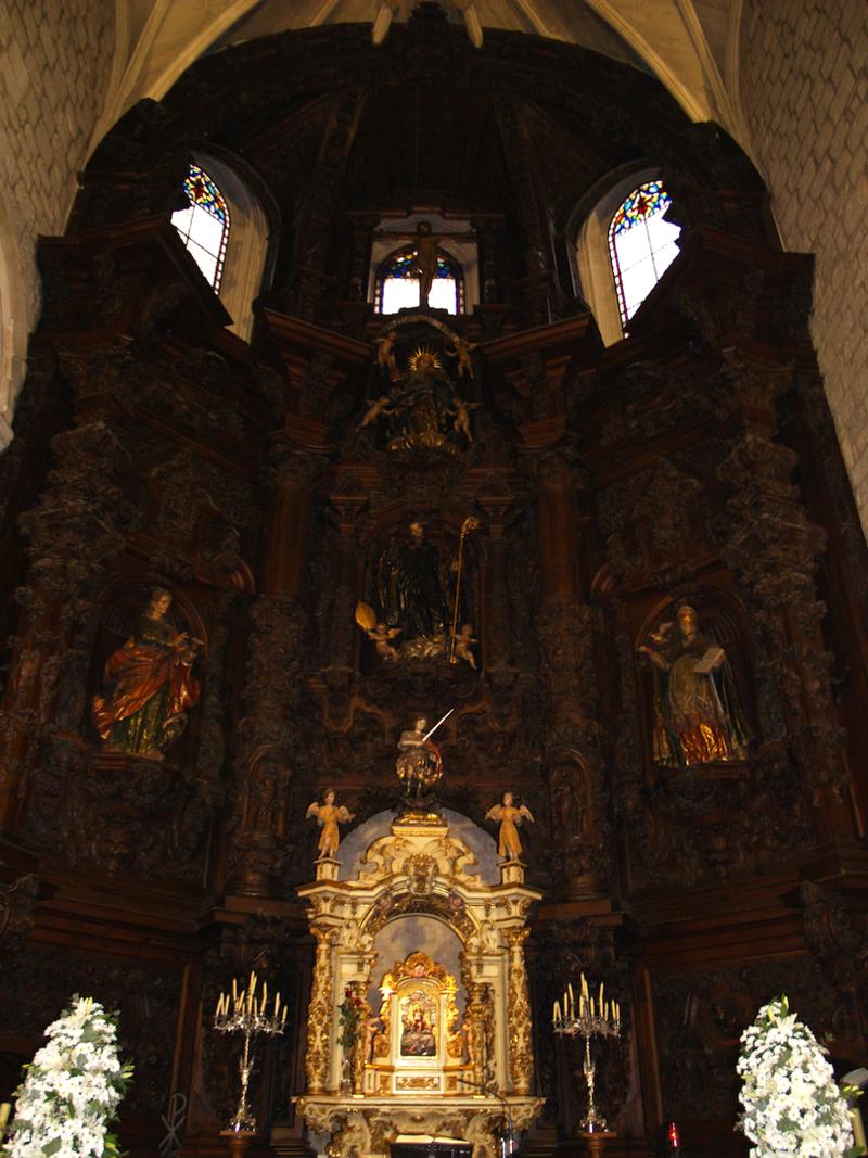 San Lesmes. Retablo altar mayor..TIF