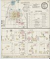 Sanborn Fire Insurance Map from Greencastle, Putnam County, Indiana. LOC sanborn02352 001-1.jpg