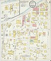 Sanborn Fire Insurance Map from Thibodaux, Lafourche Parish, Louisiana. LOC sanborn03408 003-1.jpg
